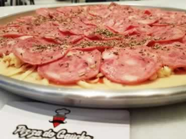 Pizza Calabresa Evento Festa